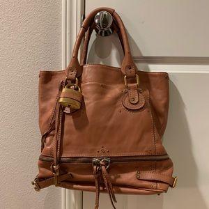 Chloe Handbag satchel Shoulder Bag Handbag purse